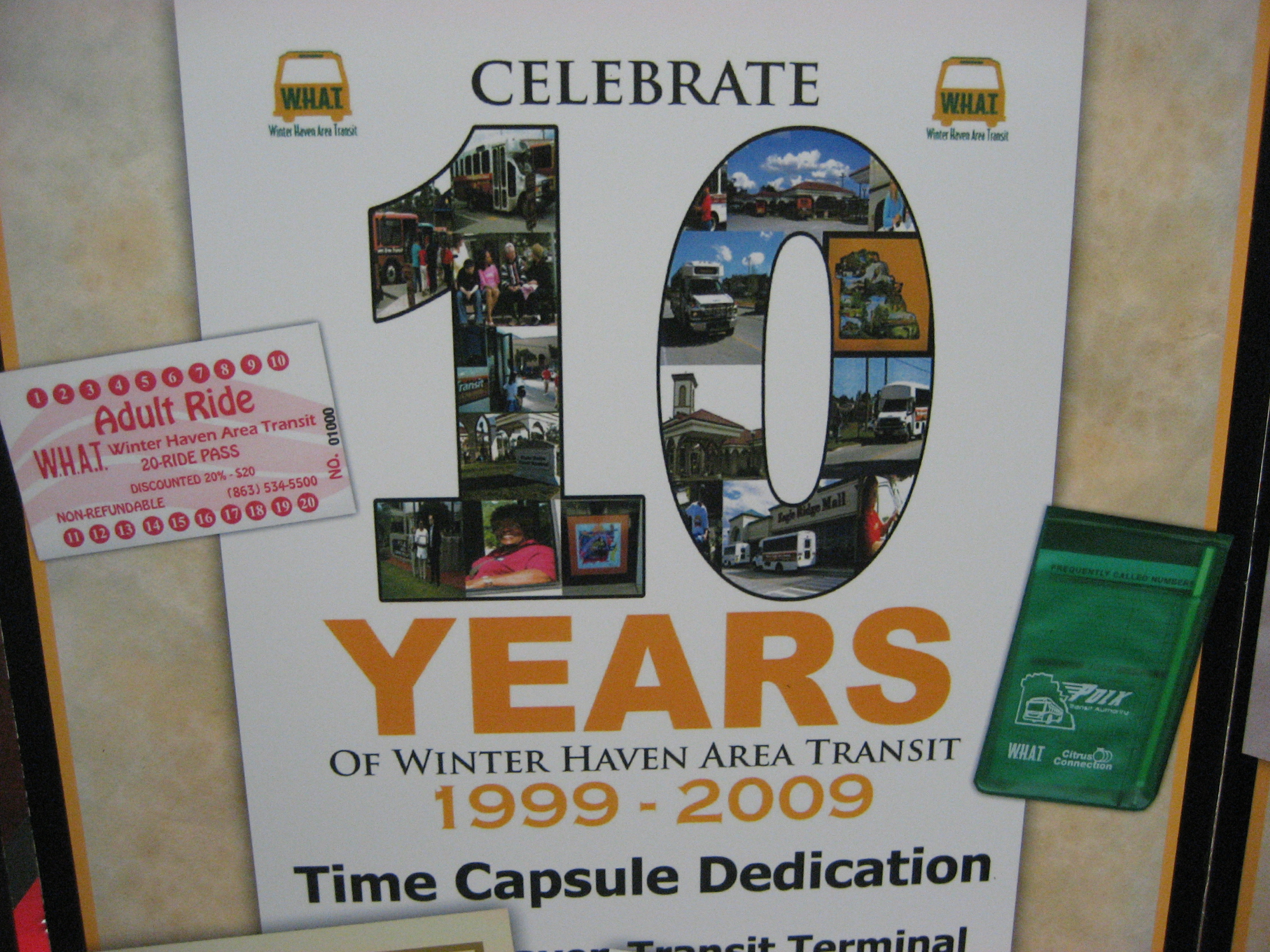 2009 - Polk County Transit
