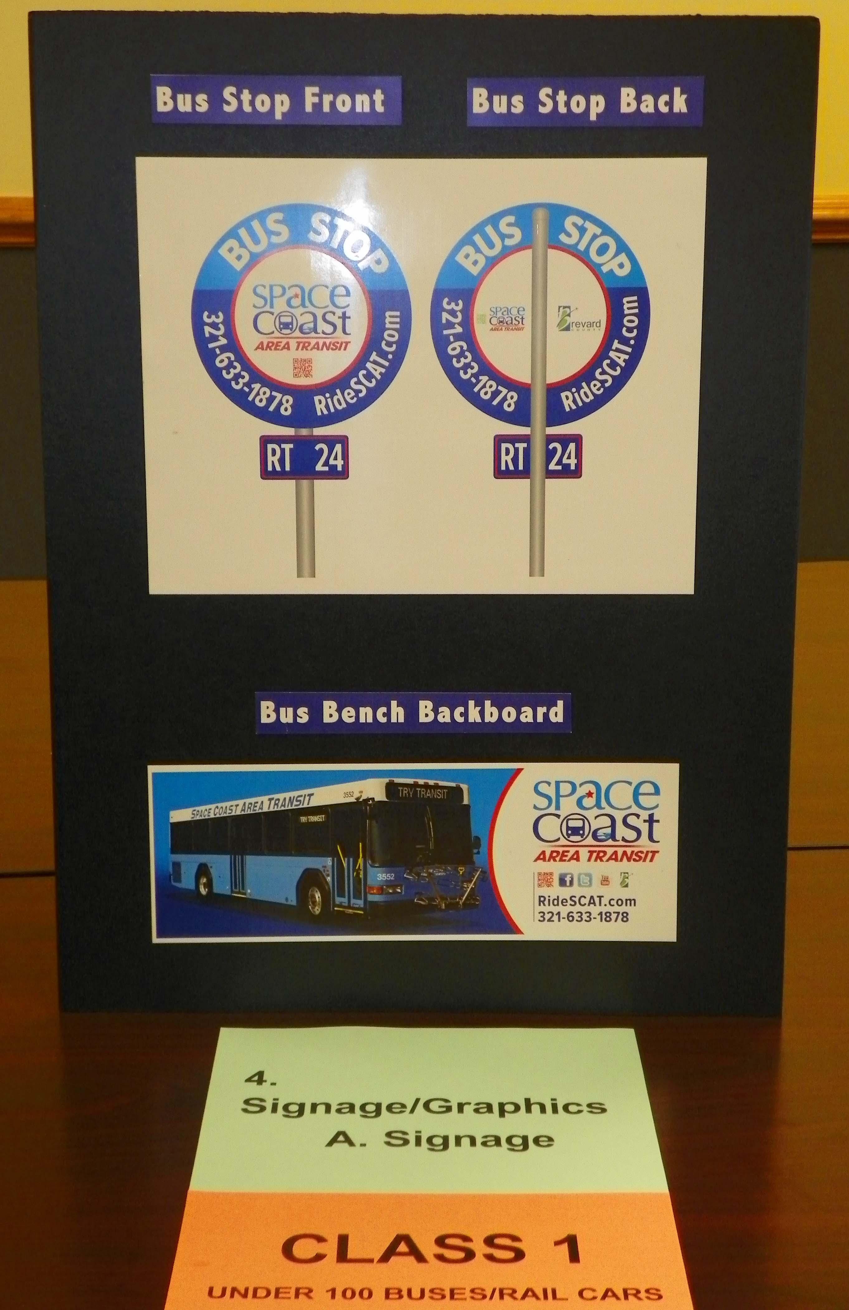 2013 - Space Coast Area Transit