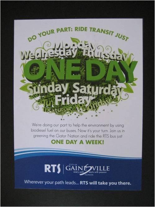 2010 - RTS Gainesville