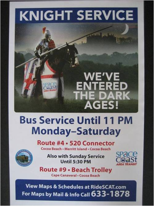 2010 - Space Coast Area Transit
