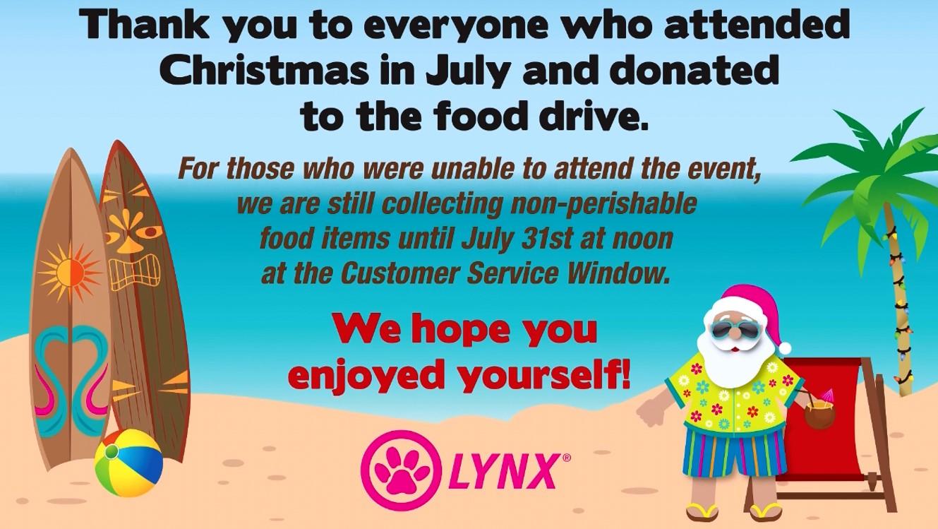 2015 - LYNX