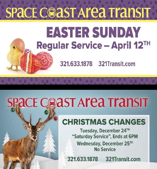 2019 - Space Coast Area Transit