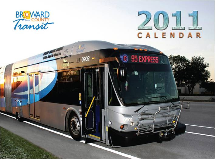 2011 - Broward County Transit