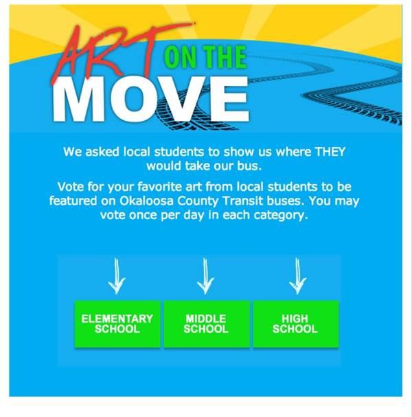 2014 - Okaloosa County Transit