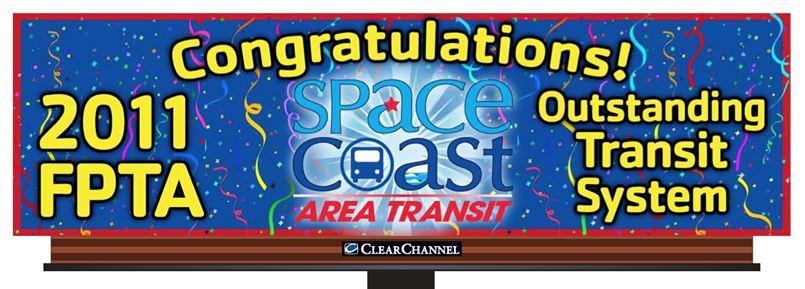 2012 - Space Coast Area Transit