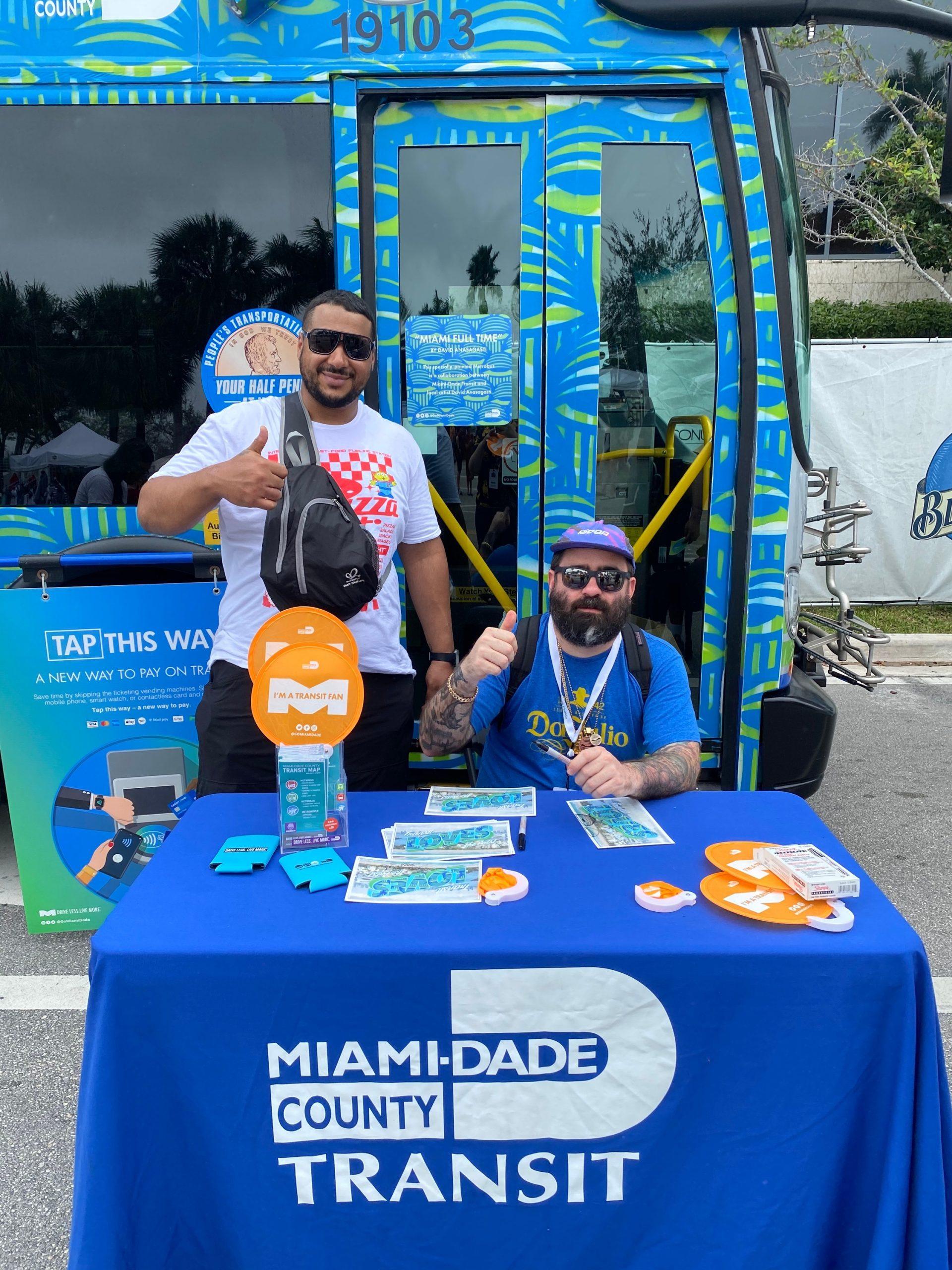 2020 - Miami-Dade Transit